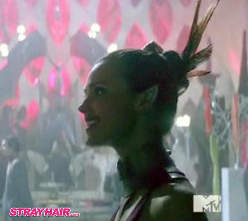Poppy Drayton Party Hairstyle The Shannara Chronicles