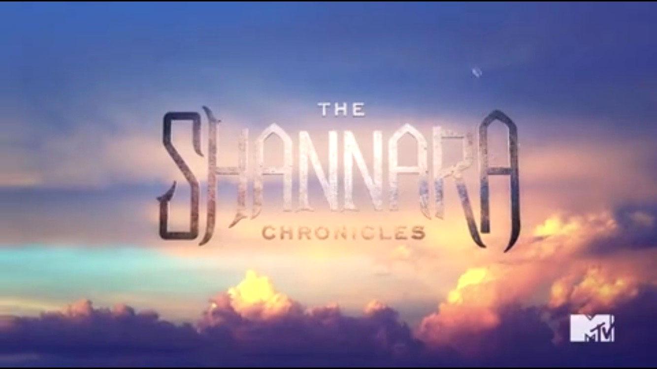 The Shannara Chronicles Logo Title Screen