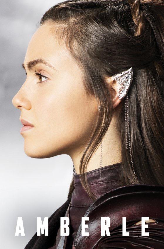 amberle the shannara chronicles elf ear jewelry